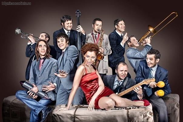 Концерт 25 мая 2013, SKA-JAZZ REVIEW (Aurora Concert Hall, Санкт-Петербург)