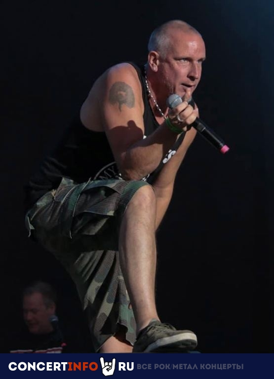 Clawfinger 21 марта 2020, концерт в ГлавClub Green Concert, Москва