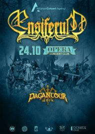 24 октября 2019, Ensiferum (Opera Concert Club)