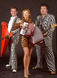 29 ноября 2019, Red Elvises (IZI / ИZИ)