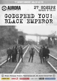 27 ноября 2019, Godspeed You! Black Emperor (Aurora Concert Hall)