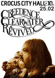 25.02.20 Creedence Clearwater Revived