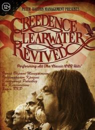 26.02.20 Creedence Clearwater Revived