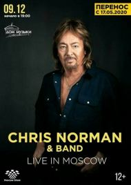 09.12.20 Chris Norman and Band