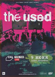 09.06.20 The Used