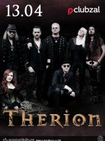 13 апреля, Therion. Рок-опера Beloved Antichrist (ClubZal)