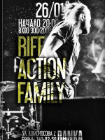 06.12.1921 - 26.01 Riff action Family @ Banka Soundbar