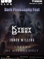 16.09.1921 - Dark Philosophy Fest