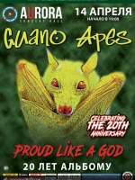 19.09.1921 - Guano Apes