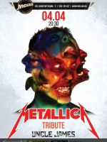 29.09.1921 - UNCLE JAMES - METALLICA TRIBUTE