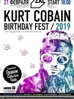 10.11.1920 - Kurt Cobain Birthday Fest