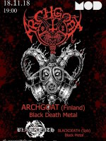 13.02.1921 - ARCHGOAT, BLACKDEATH