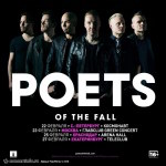 22 февраля 2019, Poets Of The Fall, Космонавт