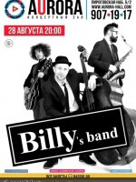 06.05.1921 - Billy`s Band