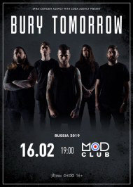 16 февраля 2019, Bury Tomorrow, MOD
