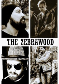 16 декабря 2018, ZebraWood Blues Band на сцене White Night, White Night Music Joint