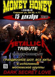 15 декабря 2018, DSL Tribute to Metallica, Money Honey