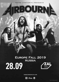 28 сентября 2019, Airbourne (ZAL)