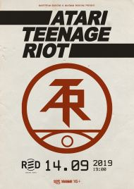 14 сентября 2019, Atari Teenage Riot (RED)