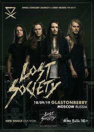 18 сентября 2019, Lost Society (Station Hall)