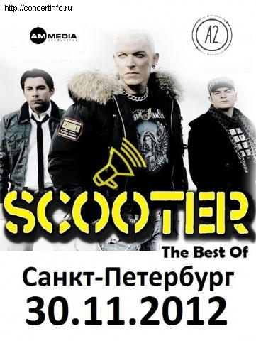 Концерт 30 ноября 2012, Scooter - The Best Of (Live) (A2 Green Concert, Санкт-Петербург)