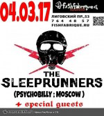 30.10.1922 - THE SLEEPRUNNERS