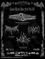 28.08.1922 - CHAOS BLACK ARTS FEST Vol.2