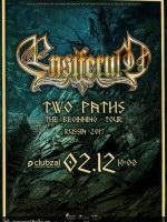 2 декабря, Ensiferum (Зал Ожидания)