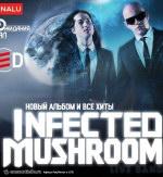 25 ноября, Infected Mushroom (Зал Ожидания)