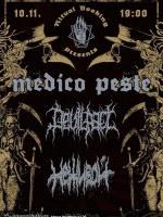 10 ноября, Medico Peste (MOD)