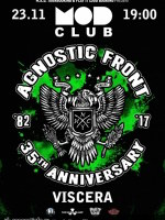 23 ноября, Agnostic Front (MOD)
