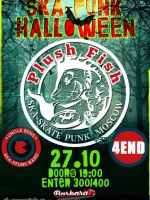 07.03.1922 - PLUSH FISH - SKA PUNK HALLOWEEN