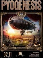 2 ноября, Pyogenesis (ZOCCOLO 2.0)