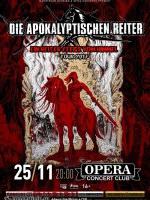 25 ноября, DIE APOKALYPTISCHEN REITER (Opera Concert Club)