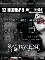 12 ноября, November Gothic Fest (Action Club)