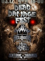 3 декабря, DEAD DAMAGE FEST (MOD)