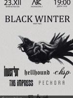 23 декабря, Black Winter: Part Two (Лес Villa)