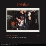 31 января, Sonic Death`s Arsenij Birthday BBQ (Union Bar)