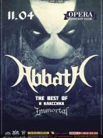 11 апреля, Abbath (ex-Immortal) (Opera Concert Club)