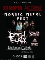 23 марта, Nordic Metal Fest (Action Club)